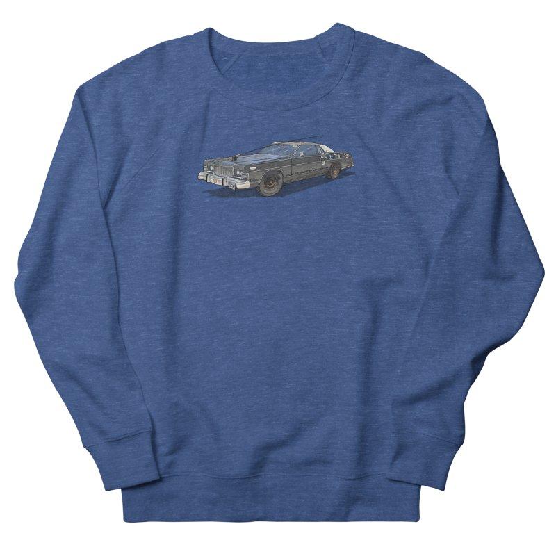 """Clyde"" from The Drake Magazine Men's Sweatshirt by Boneyard Studio - Boneyard Fly Gear"