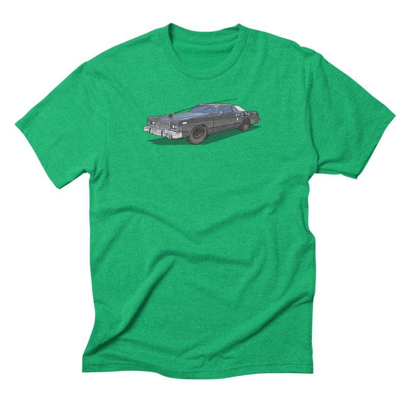 """Clyde"" from The Drake Magazine Men's Triblend T-Shirt by Boneyard Studio - Boneyard Fly Gear"