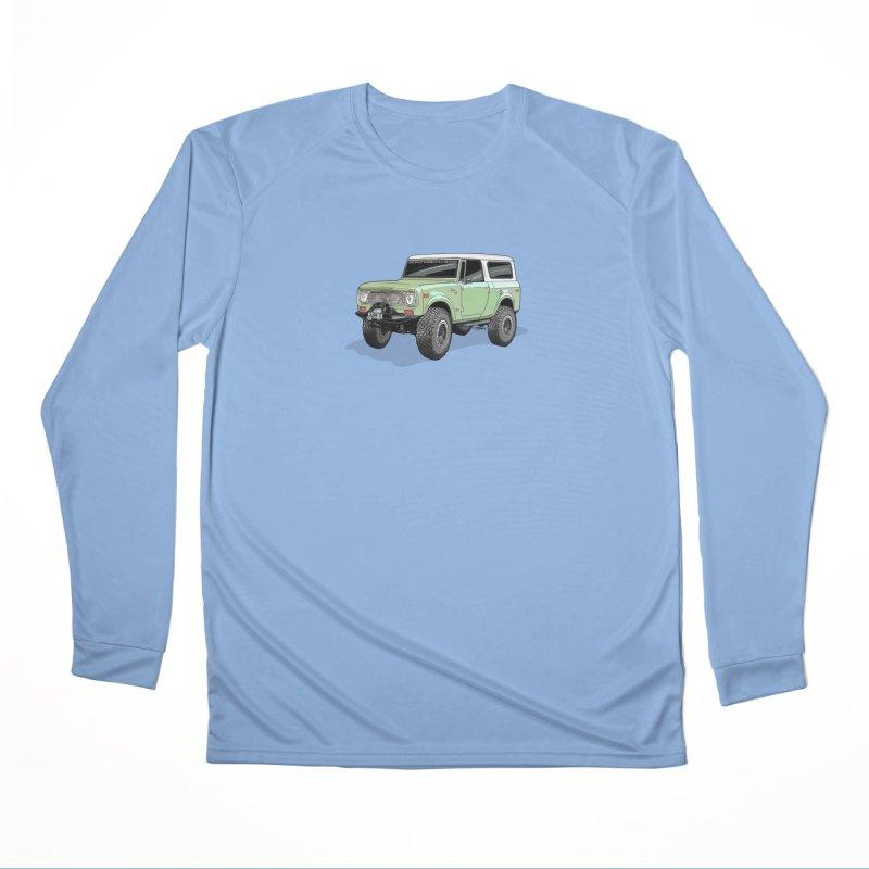 Vintage Scout Men's Performance Longsleeve T-Shirt by Boneyard Studio - Boneyard Fly Gear