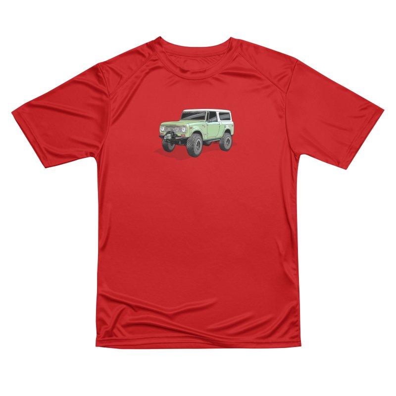 Vintage Scout Men's Performance T-Shirt by Boneyard Studio - Boneyard Fly Gear