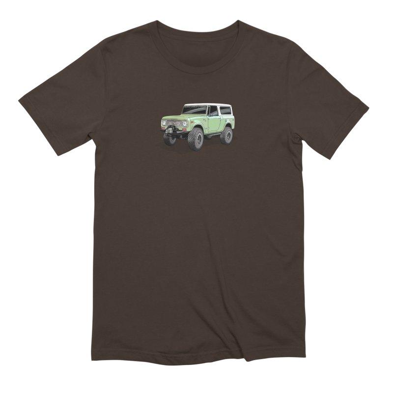 Vintage Scout Men's T-Shirt by Boneyard Studio - Boneyard Fly Gear