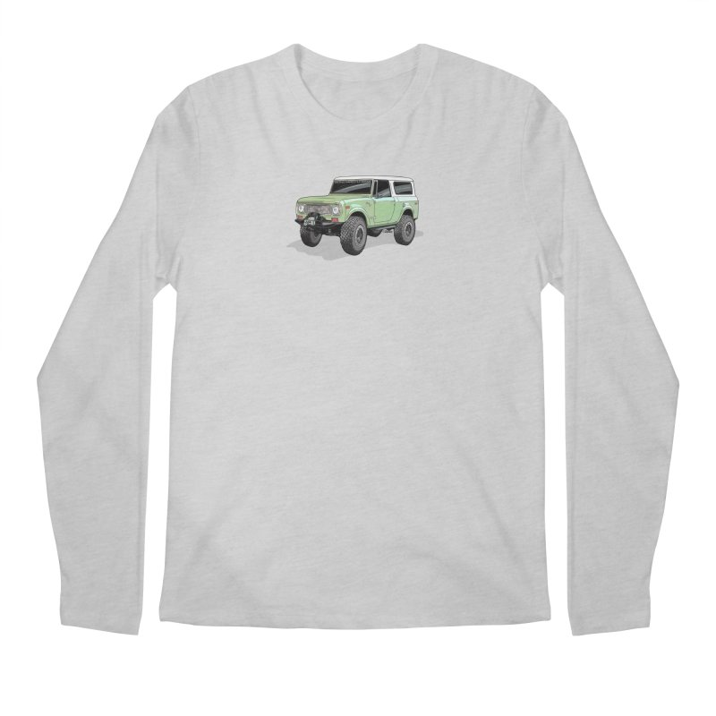 Vintage Scout Men's Regular Longsleeve T-Shirt by Boneyard Studio - Boneyard Fly Gear