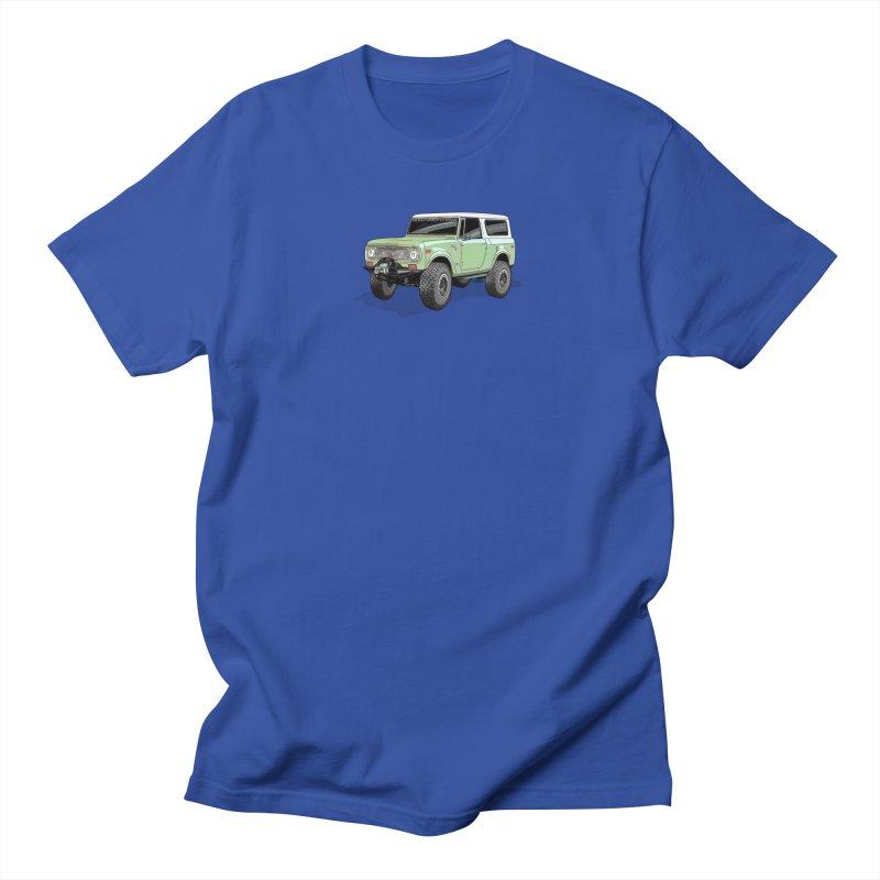 Vintage Scout Men's Regular T-Shirt by Boneyard Studio - Boneyard Fly Gear