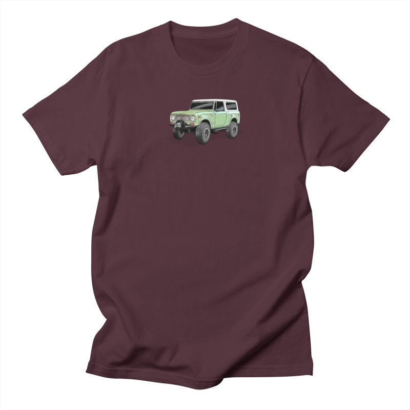 Vintage Scout Men's T-Shirt by Boneyard Studio - Boneyard Fly Gear