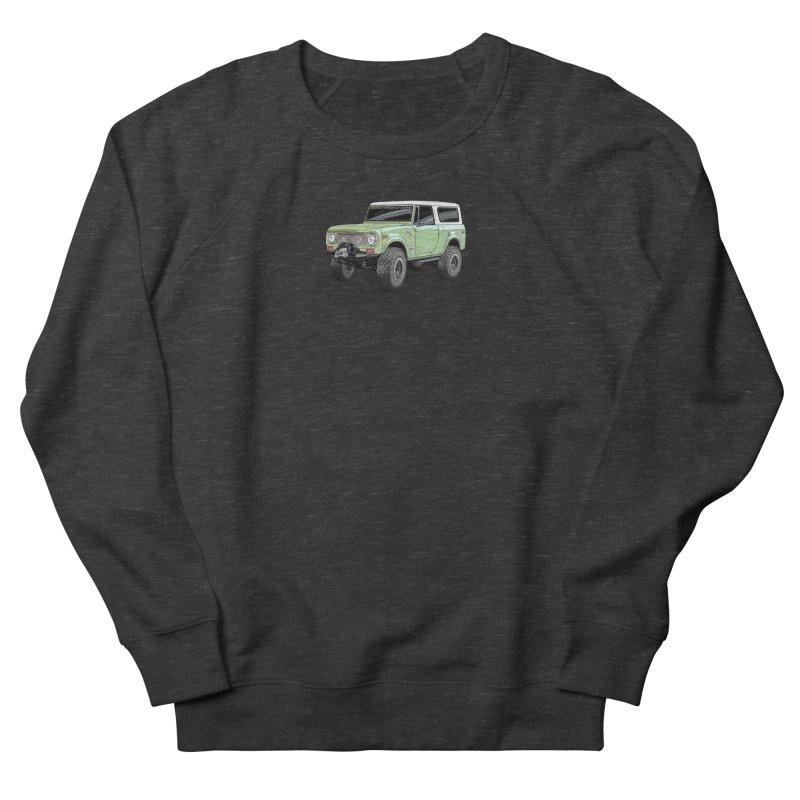 Vintage Scout Men's French Terry Sweatshirt by Boneyard Studio - Boneyard Fly Gear