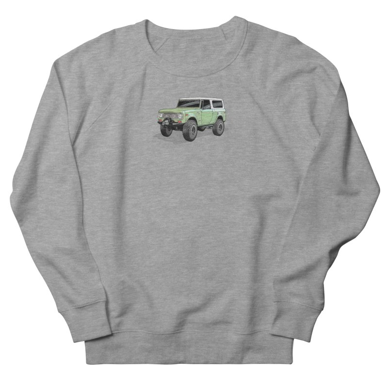 Vintage Scout Men's Sweatshirt by Boneyard Studio - Boneyard Fly Gear