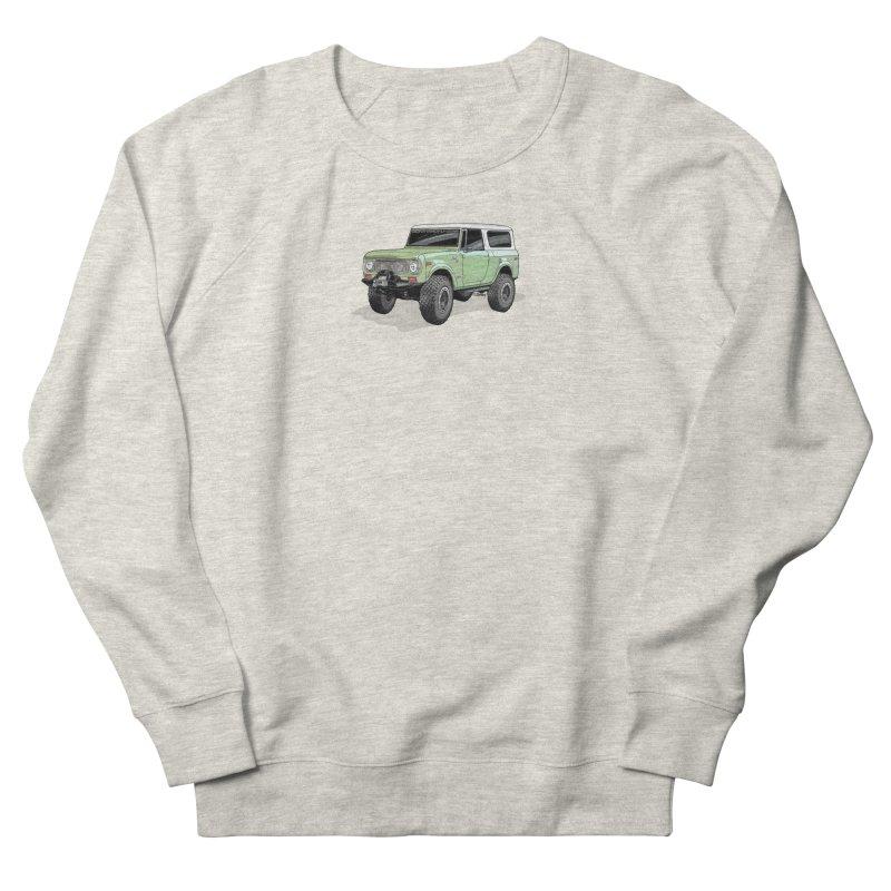 Vintage Scout Men's Sweatshirt by Boneyard Studio - Boneyard Fly Gear