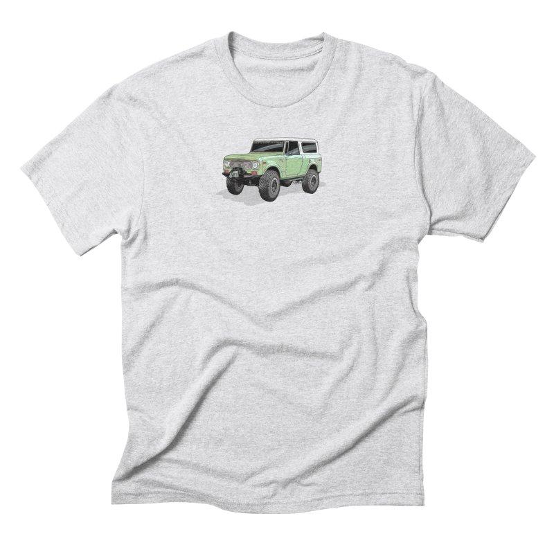Vintage Scout Men's Triblend T-Shirt by Boneyard Studio - Boneyard Fly Gear