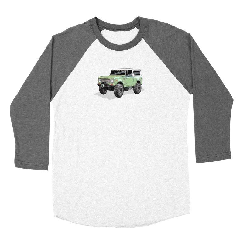 Vintage Scout Men's Baseball Triblend Longsleeve T-Shirt by Boneyard Studio - Boneyard Fly Gear