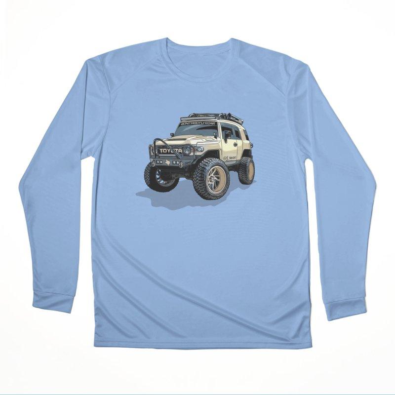 FJ Texas Men's Performance Longsleeve T-Shirt by Boneyard Studio - Boneyard Fly Gear
