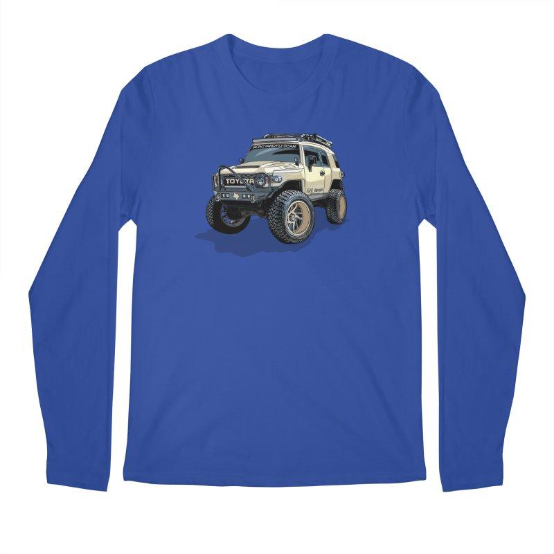 FJ Texas Men's Regular Longsleeve T-Shirt by Boneyard Studio - Boneyard Fly Gear