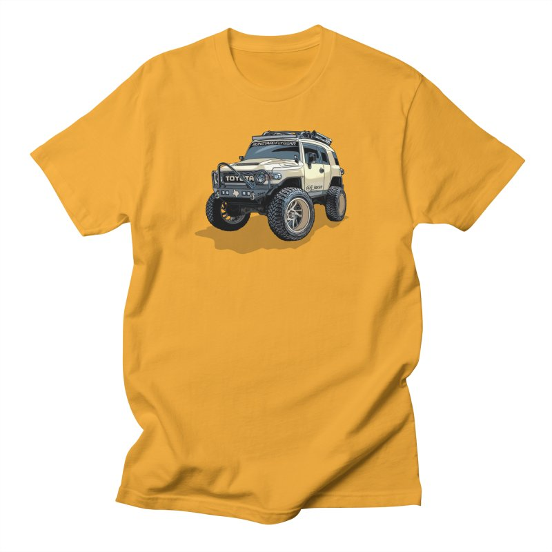 FJ Texas Men's Regular T-Shirt by Boneyard Studio - Boneyard Fly Gear
