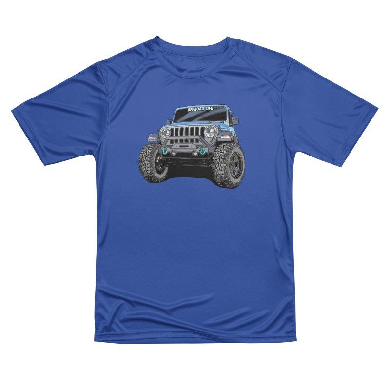 Gladiator Men's Performance T-Shirt by Boneyard Studio - Boneyard Fly Gear