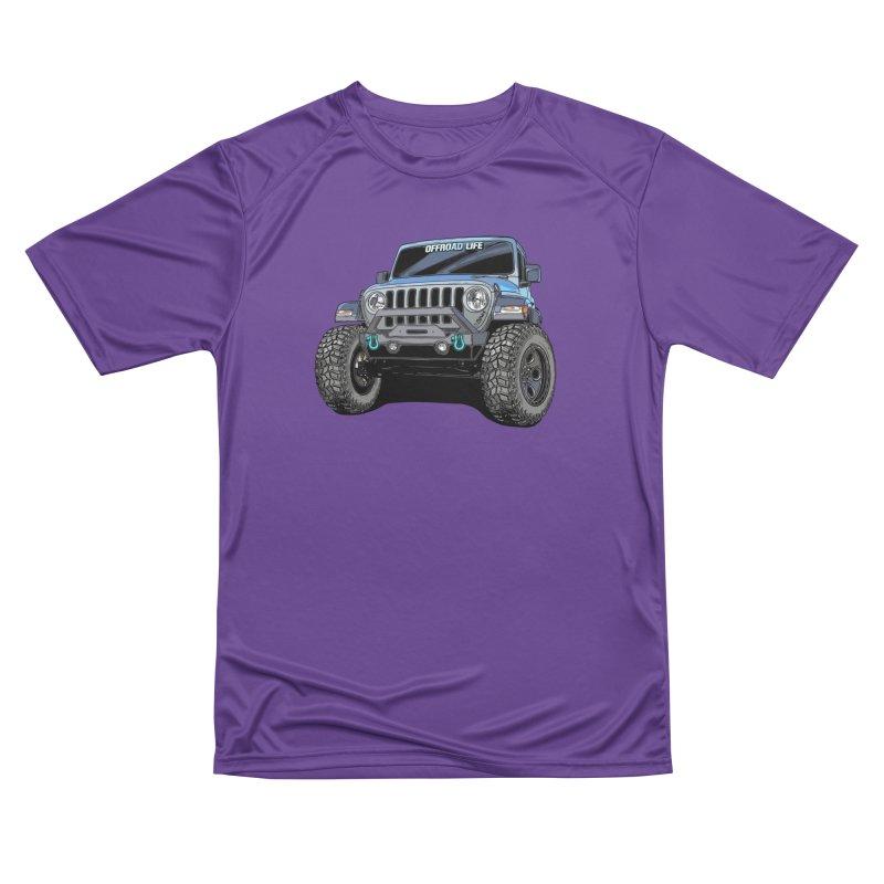 Gladiator Women's Performance Unisex T-Shirt by Boneyard Studio - Boneyard Fly Gear