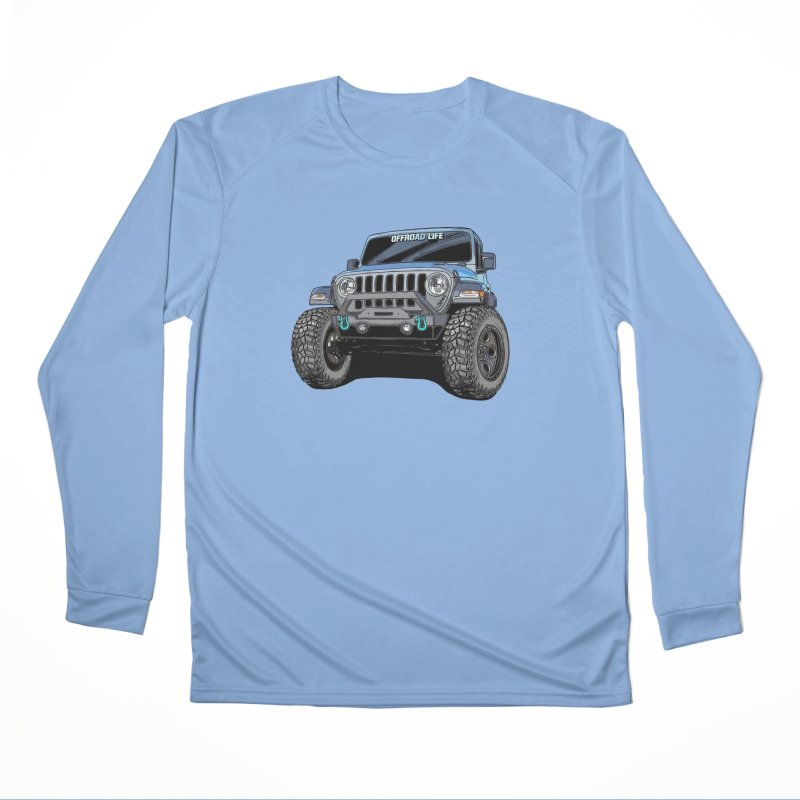 Gladiator Women's Longsleeve T-Shirt by Boneyard Studio - Boneyard Fly Gear