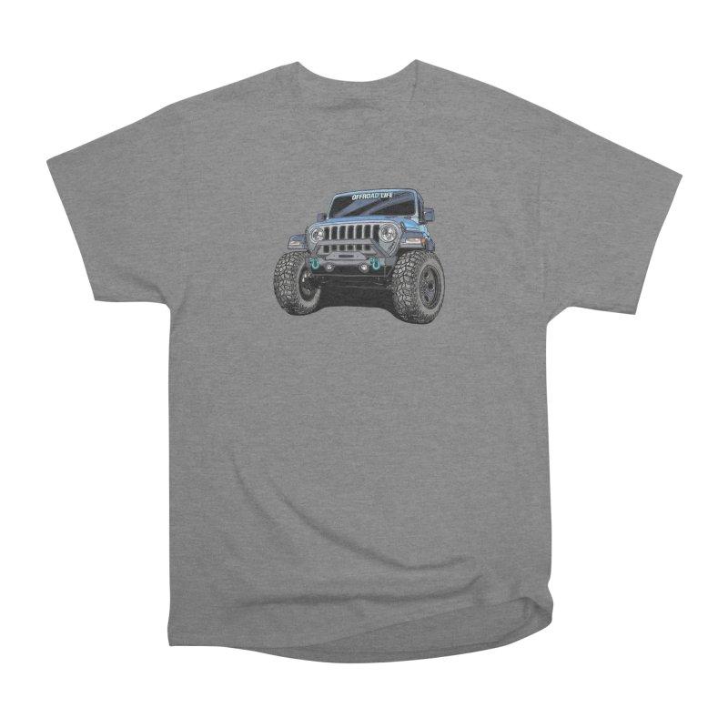 Gladiator Women's Heavyweight Unisex T-Shirt by Boneyard Studio - Boneyard Fly Gear