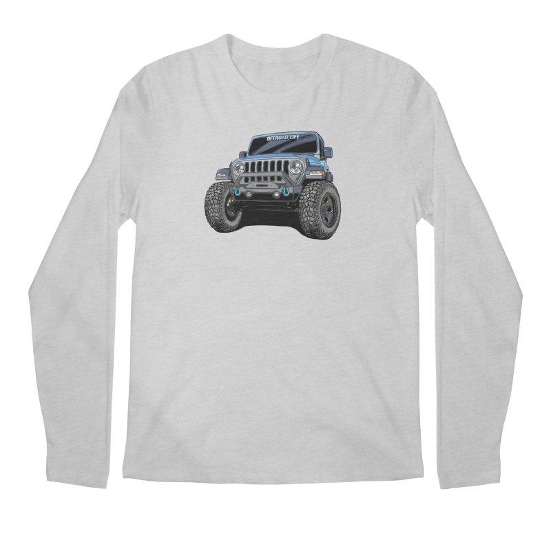 Gladiator Men's Regular Longsleeve T-Shirt by Boneyard Studio - Boneyard Fly Gear