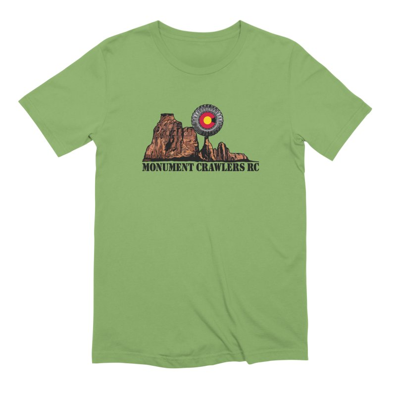 MCRC Men's Extra Soft T-Shirt by Boneyard Studio - Boneyard Fly Gear