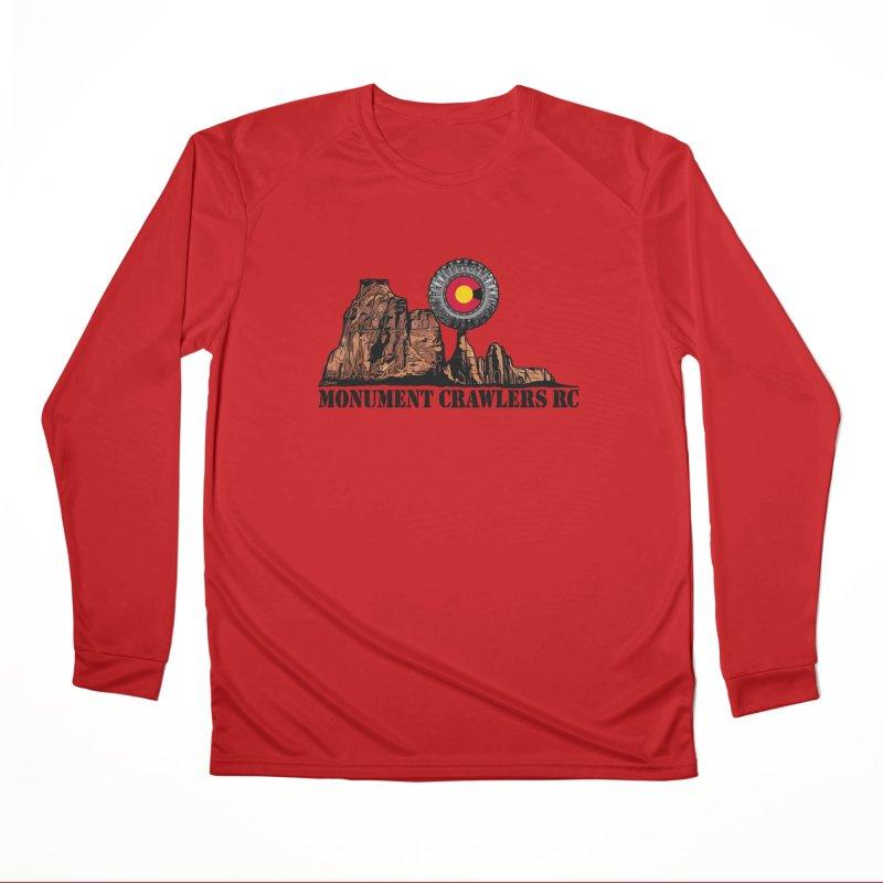 MCRC Men's Performance Longsleeve T-Shirt by Boneyard Studio - Boneyard Fly Gear