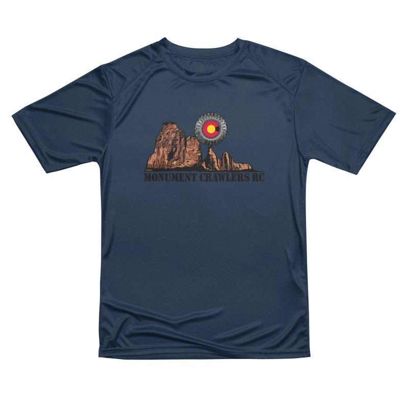 MCRC Men's Performance T-Shirt by Boneyard Studio - Boneyard Fly Gear