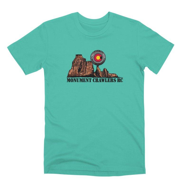 MCRC Men's Premium T-Shirt by Boneyard Studio - Boneyard Fly Gear