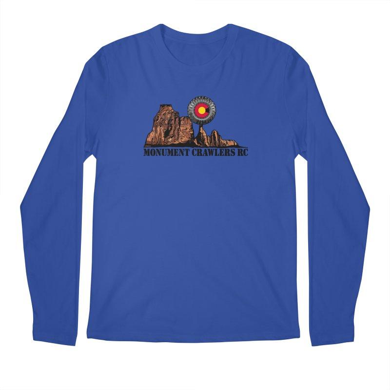 MCRC Men's Regular Longsleeve T-Shirt by Boneyard Studio - Boneyard Fly Gear