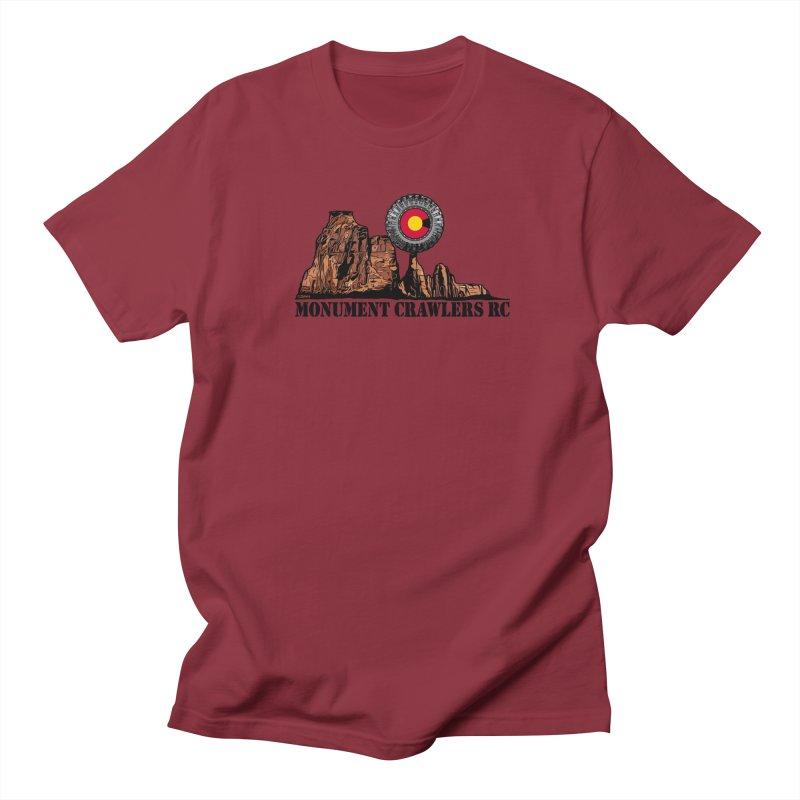 MCRC Men's Regular T-Shirt by Boneyard Studio - Boneyard Fly Gear