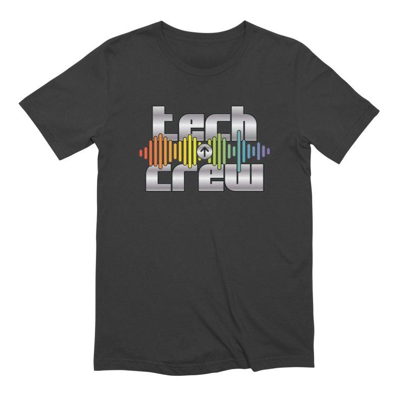 Res Tech Crew Men's Extra Soft T-Shirt by Boneyard Studio - Boneyard Fly Gear