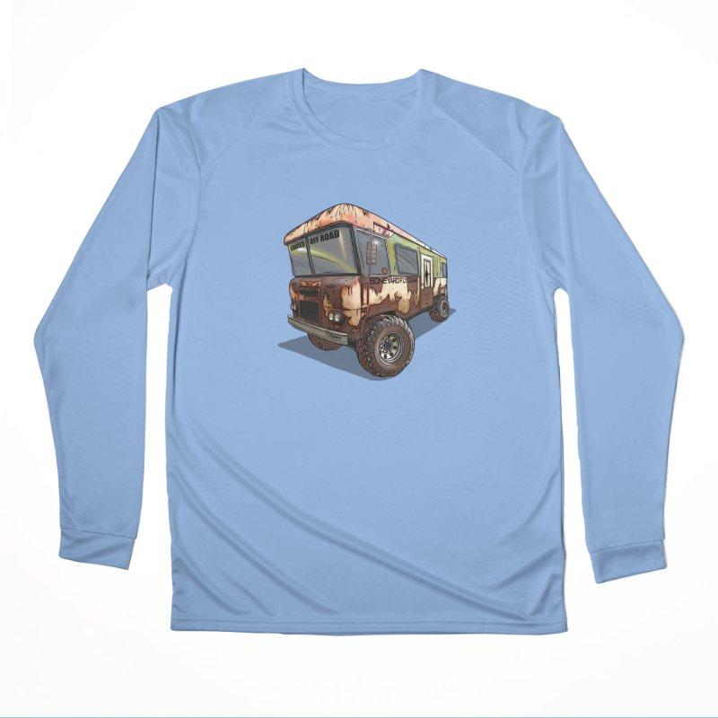 Cousin Eddie RV Men's Performance Longsleeve T-Shirt by Boneyard Studio - Boneyard Fly Gear