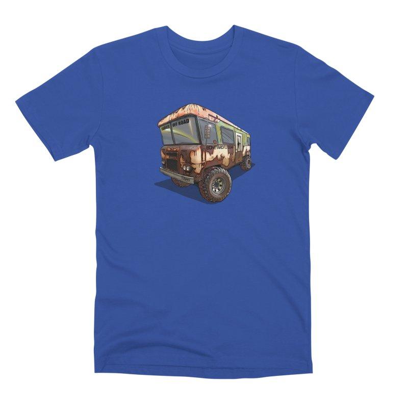 Cousin Eddie RV Men's Premium T-Shirt by Boneyard Studio - Boneyard Fly Gear