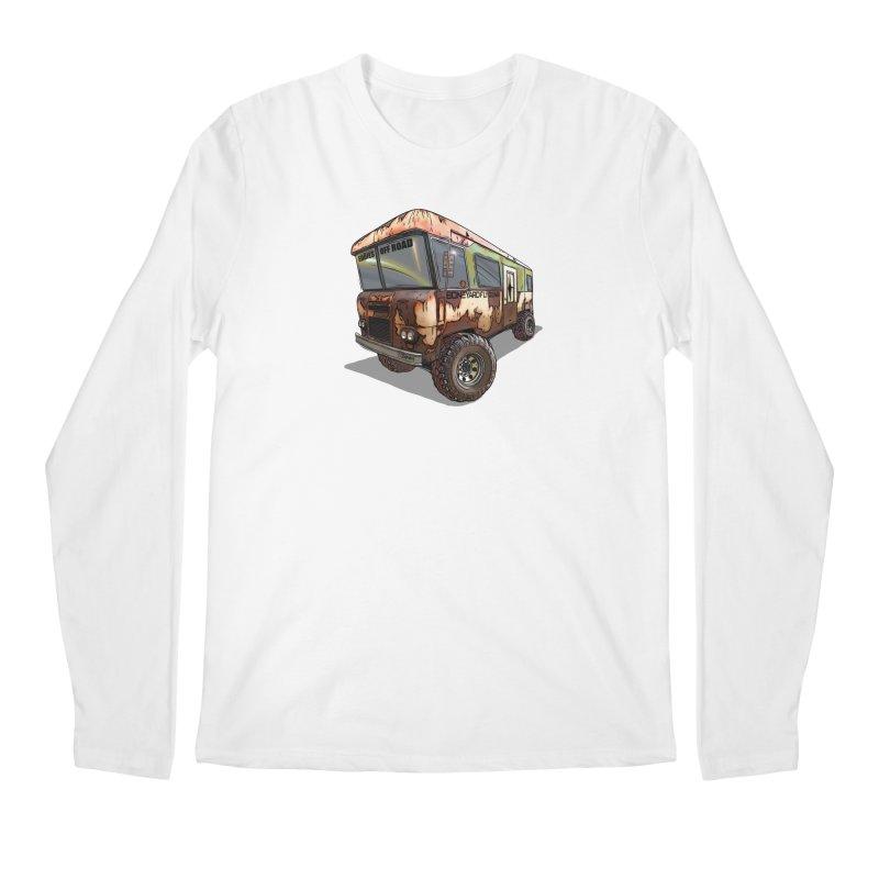 Cousin Eddie RV Men's Regular Longsleeve T-Shirt by Boneyard Studio - Boneyard Fly Gear