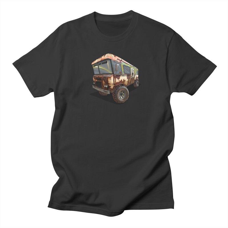 Cousin Eddie RV Men's Regular T-Shirt by Boneyard Studio - Boneyard Fly Gear