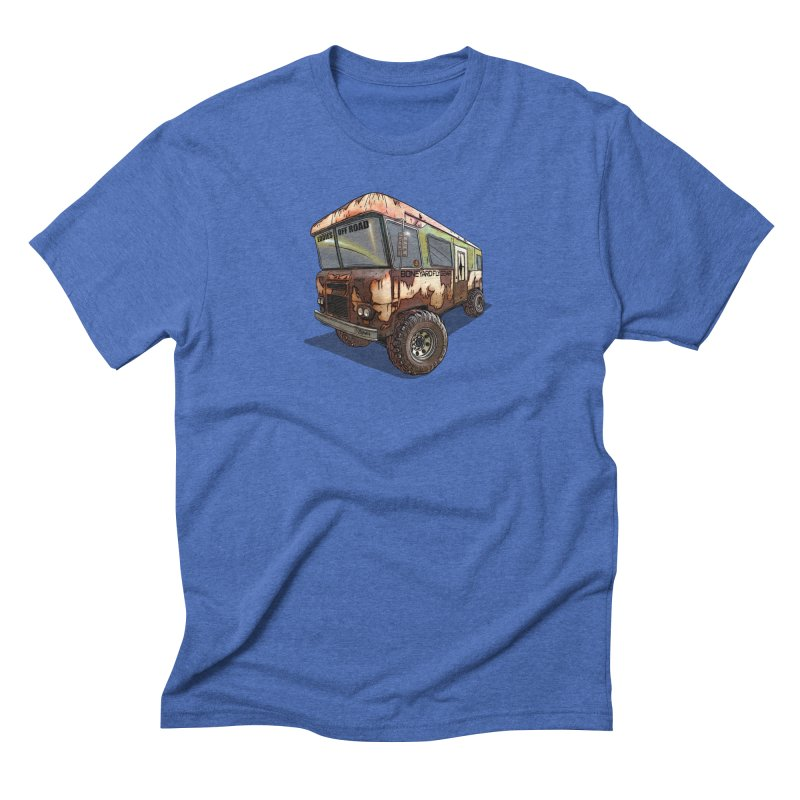 Cousin Eddie RV Men's Triblend T-Shirt by Boneyard Studio - Boneyard Fly Gear
