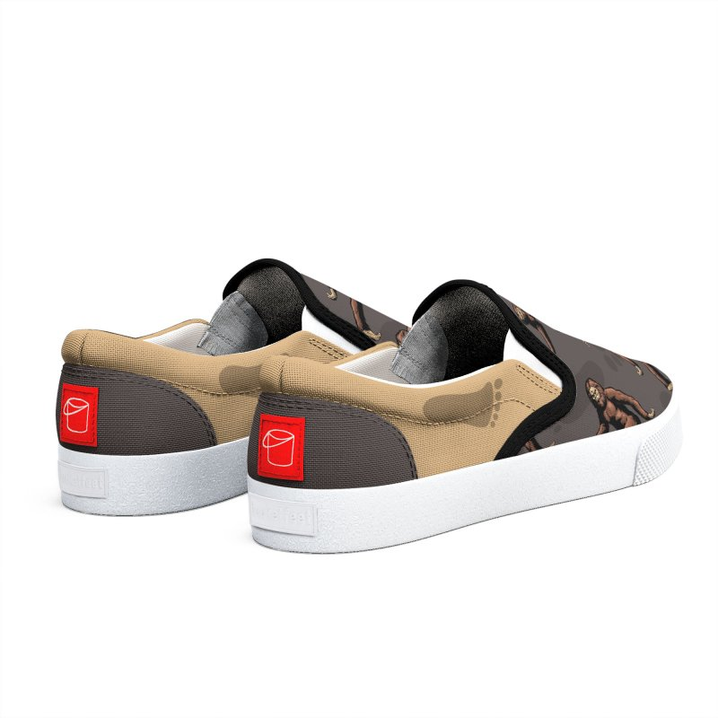 Squatch feet Men's Shoes by Boneyard Studio - Boneyard Fly Gear