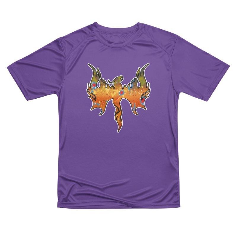 Fire Bird Brook Trout Men's Performance T-Shirt by Boneyard Studio - Boneyard Fly Gear