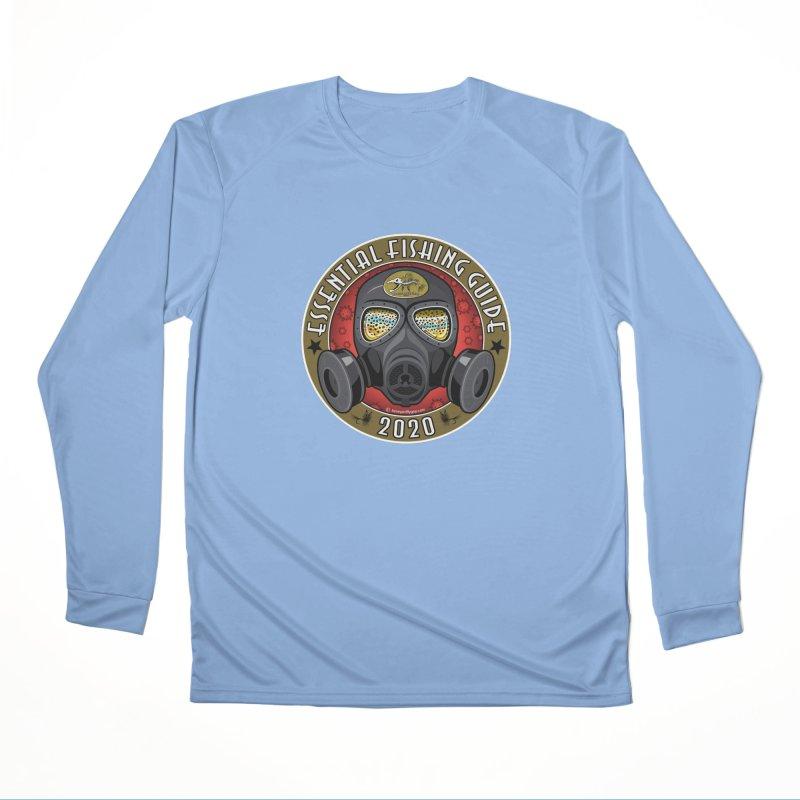 Essential Fishing Guide Men's Longsleeve T-Shirt by Boneyard Studio - Boneyard Fly Gear