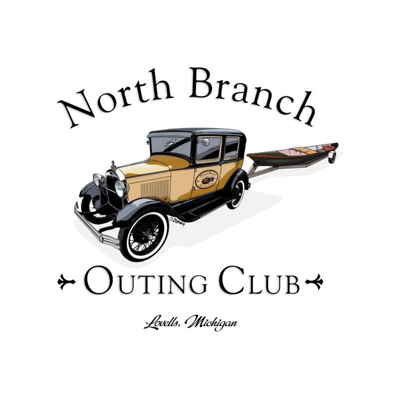 NBOC - 100% of the profit on this design goes to support Fuller's NBOC Men's T-Shirt by Boneyard Studio - Boneyard Fly Gear
