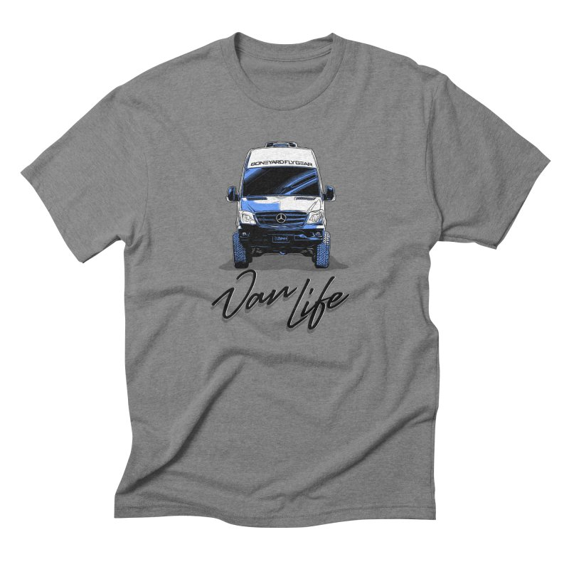 Van Life Men's T-Shirt by Boneyard Studio - Boneyard Fly Gear