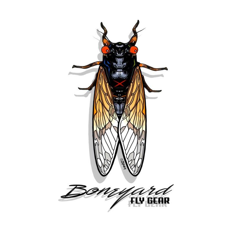 Brood X Men's T-Shirt by Boneyard Studio - Boneyard Fly Gear