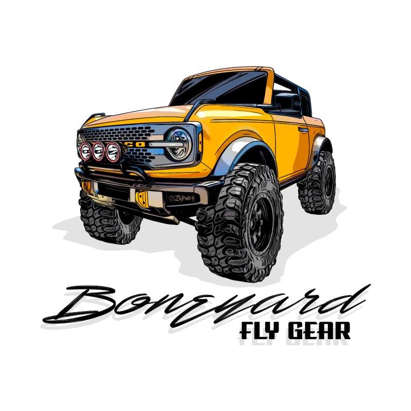 New Bronk Men's T-Shirt by Boneyard Studio - Boneyard Fly Gear