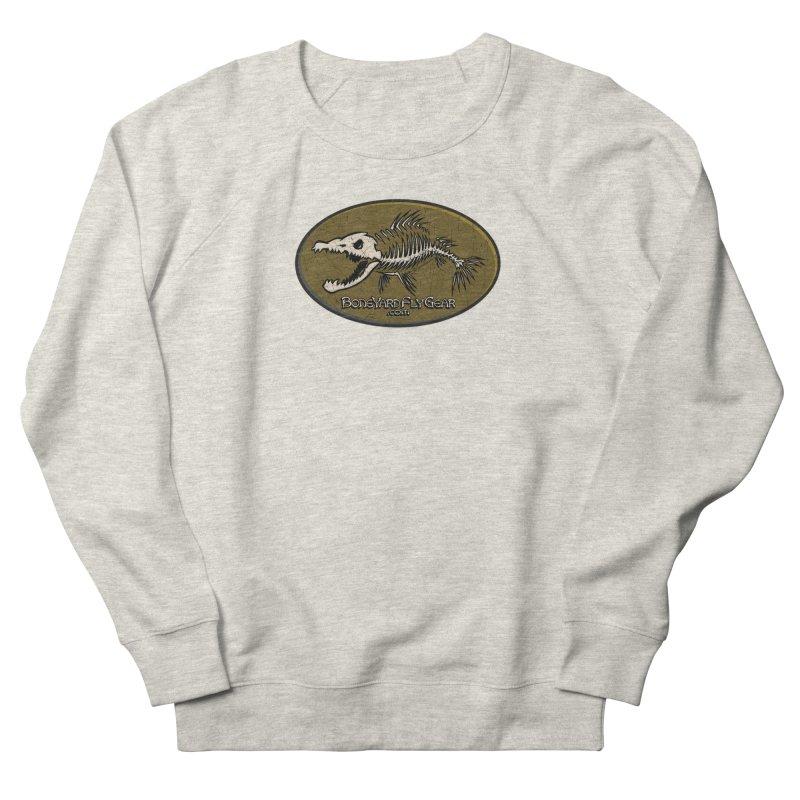 BYFG Logo Tee! Women's Sweatshirt by Boneyard Studio - Boneyard Fly Gear