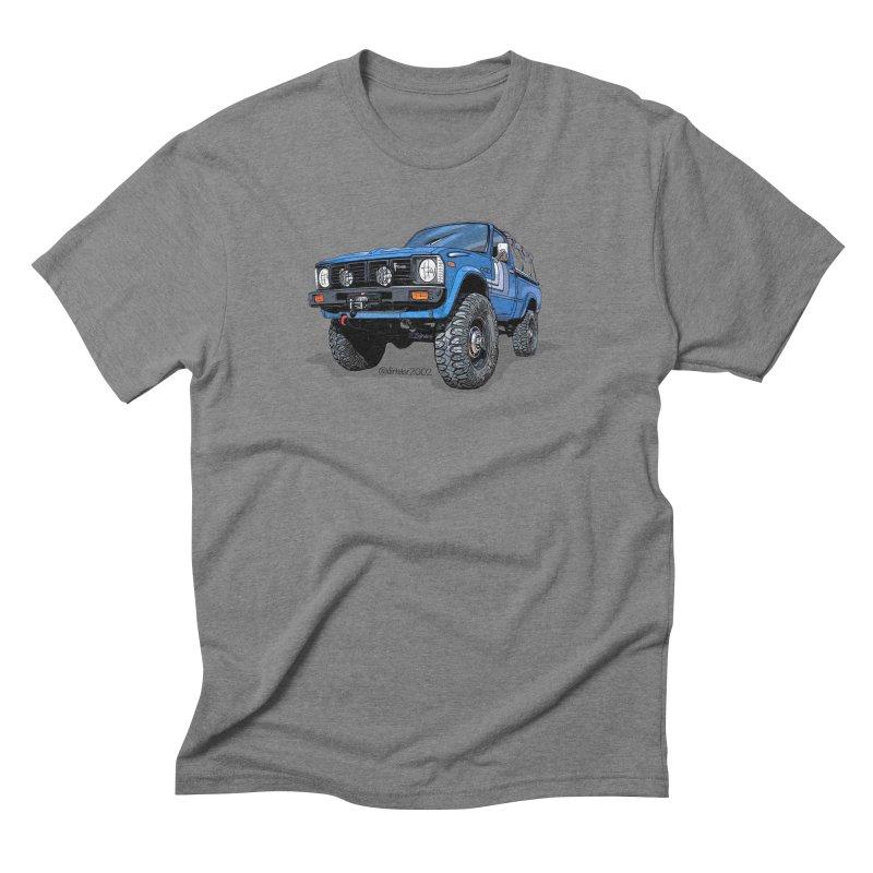 Dirt Star Men's T-Shirt by Boneyard Studio - Boneyard Fly Gear