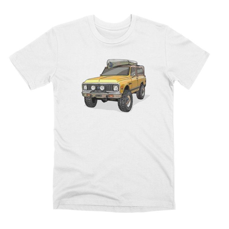 Dirtstar's K5 Men's T-Shirt by Boneyard Studio - Boneyard Fly Gear