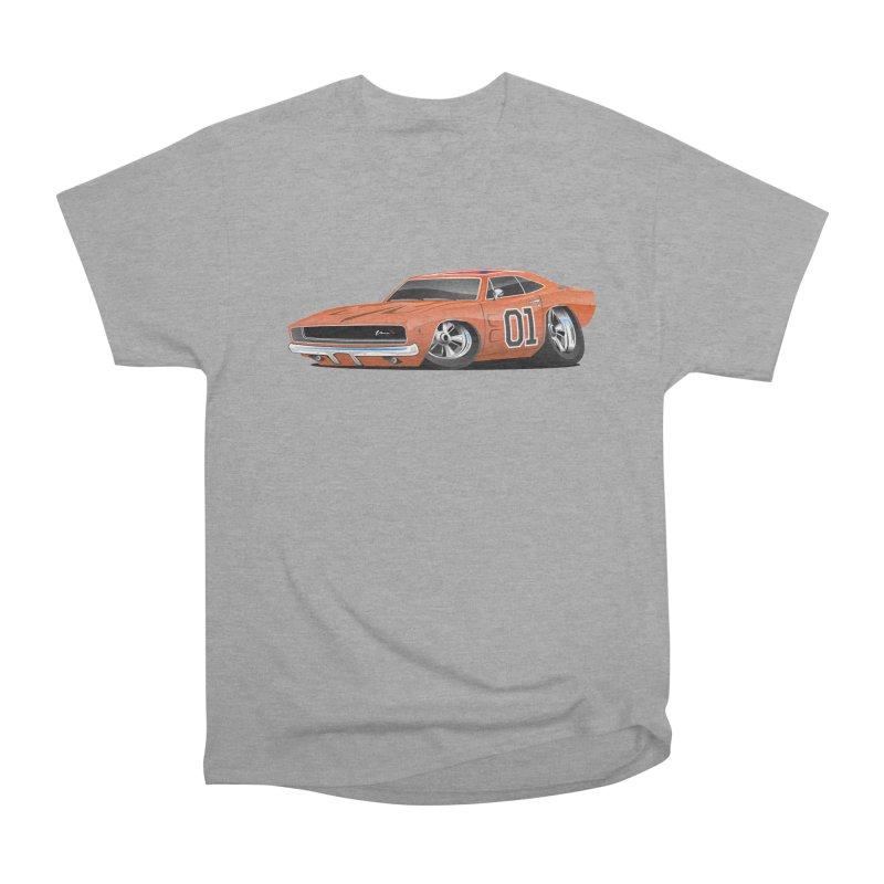 Charger Men's Classic T-Shirt by Boneyard Studio - Boneyard Fly Gear