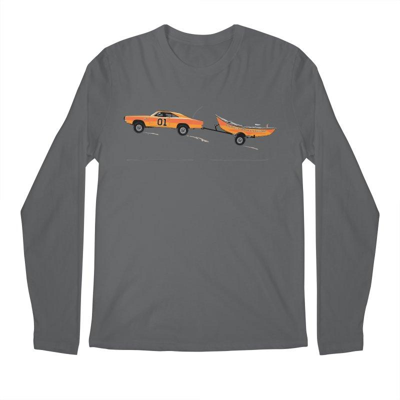 Dreaming Men's Longsleeve T-Shirt by Boneyard Studio - Boneyard Fly Gear