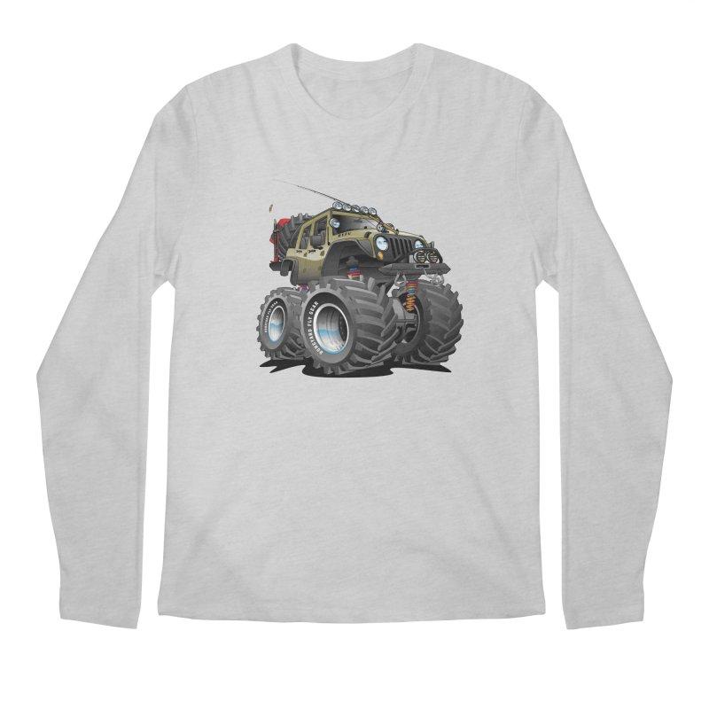 You wouldn't understand Men's Longsleeve T-Shirt by Boneyard Studio - Boneyard Fly Gear