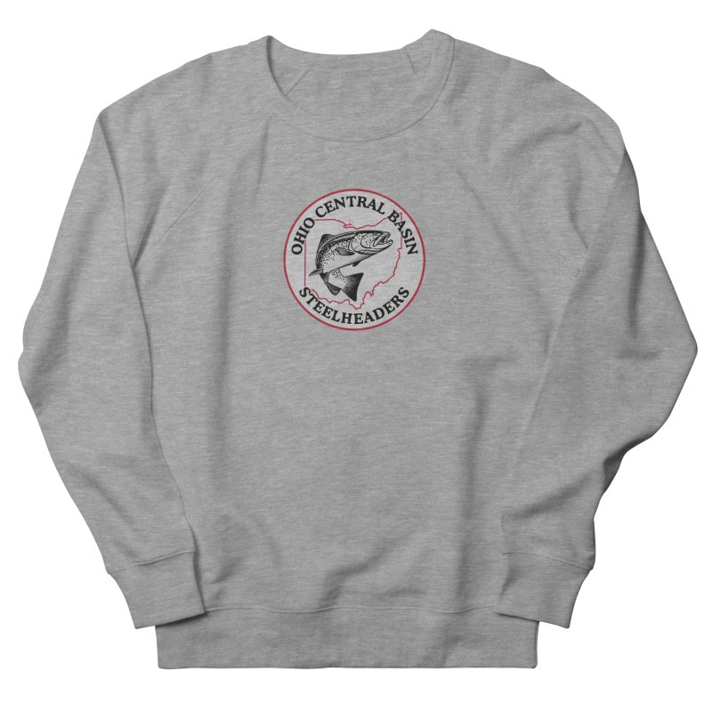 OCBS -Design 2017 Women's French Terry Sweatshirt by Boneyard Studio - Boneyard Fly Gear