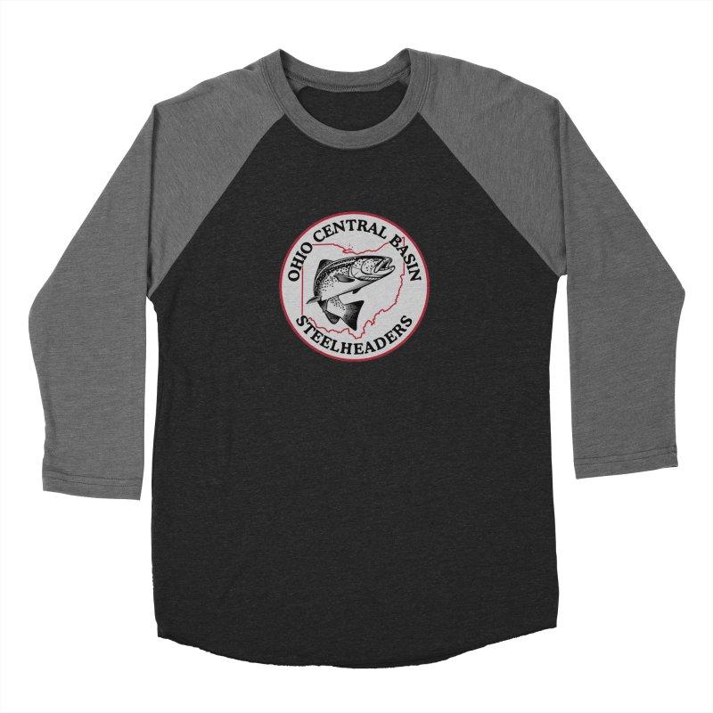 OCBS -Design 2017 Women's Baseball Triblend Longsleeve T-Shirt by Boneyard Studio - Boneyard Fly Gear