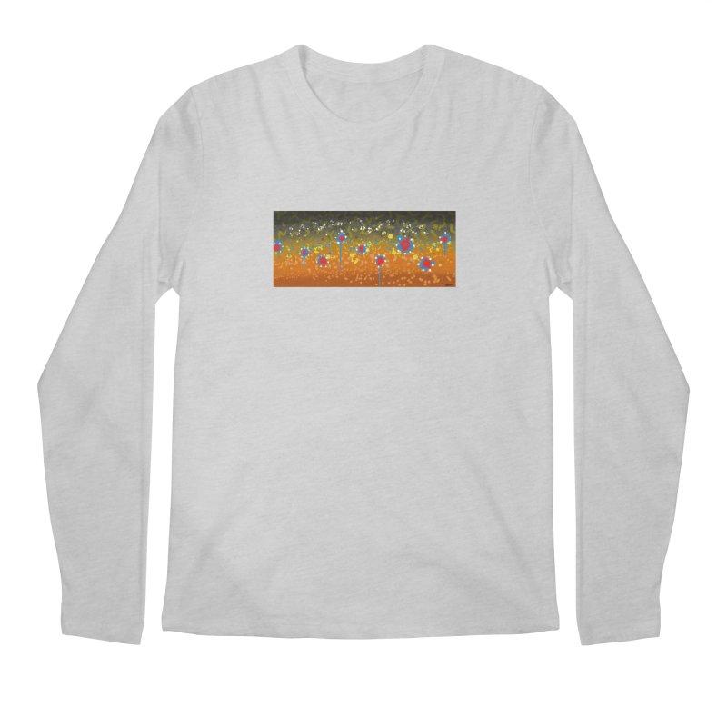 Brook Trout Men's Longsleeve T-Shirt by Boneyard Studio - Boneyard Fly Gear