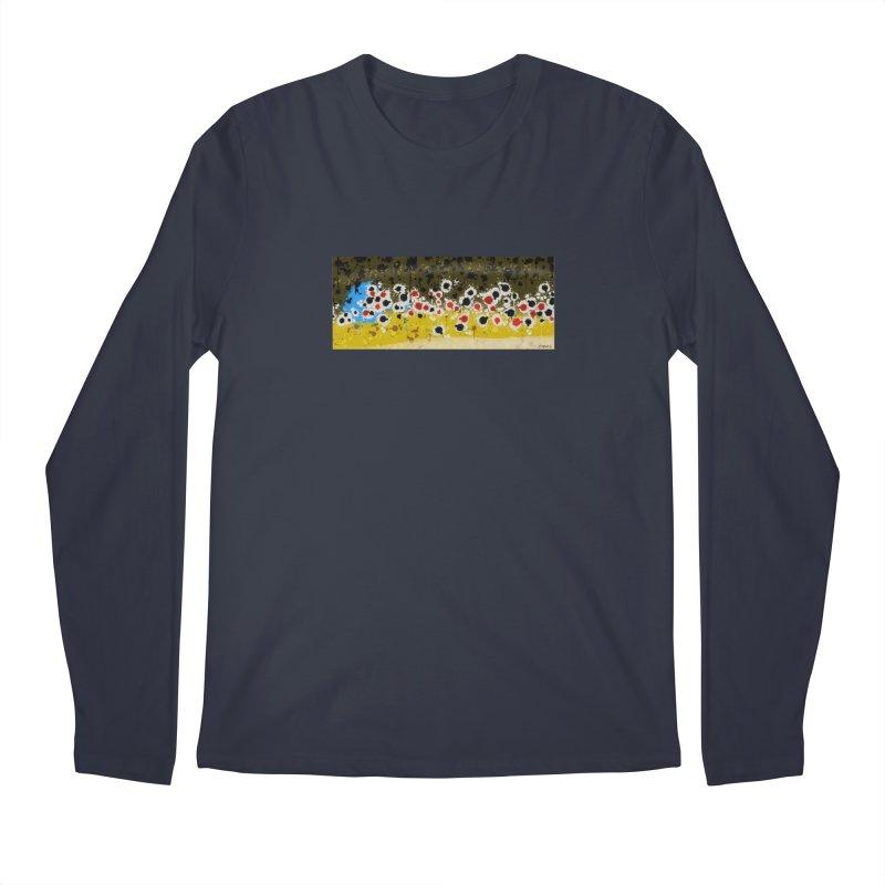 Brown Trout Men's Longsleeve T-Shirt by Boneyard Studio - Boneyard Fly Gear